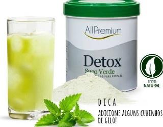 detox suco verde